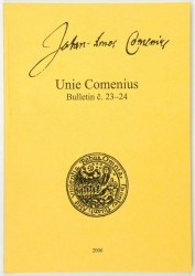 Bulletin Unie Comenius č. 23-24